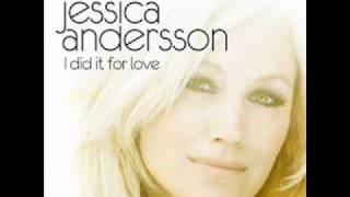 """JESSICA ANDERSSON """"I Did it for love"""" - Årets låt på Svensktoppen 2010"""