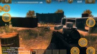 The Sun - iOS / Android. Система ШІ. Снайперські гвинтівки і пістолети-кулемети.