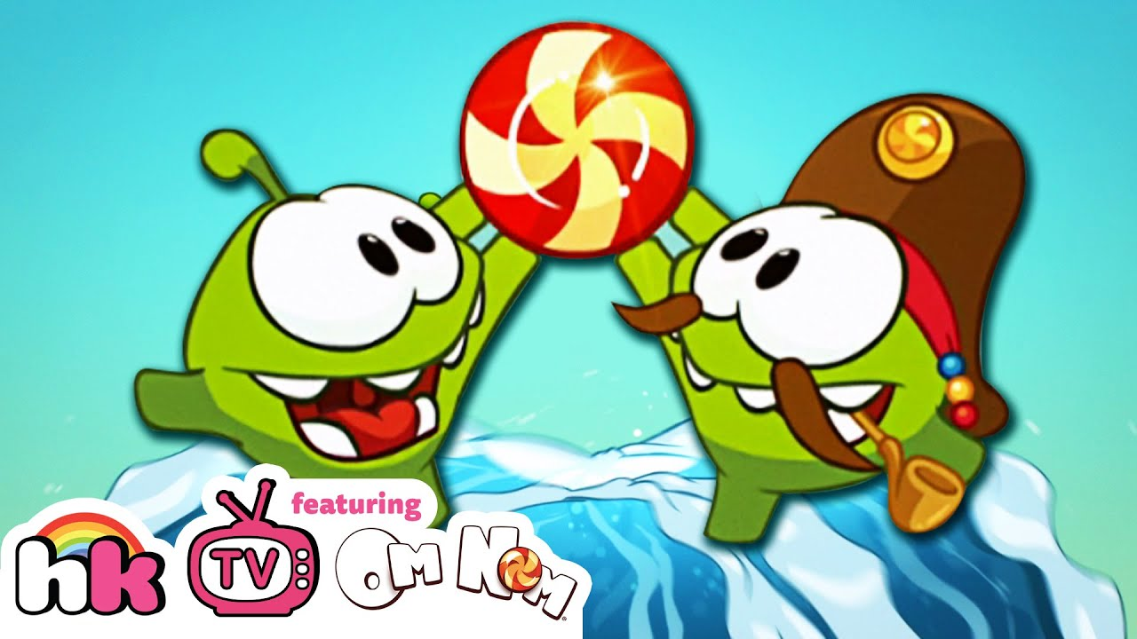 Om Nom Stories: Pirate Ship | Cartoons | Cut The Rope | HooplaKidz ...