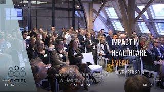 Gambar cover Sfeerimpressie Vintura Impact in Healthcare event 2018