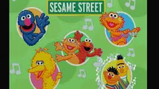 Sesame Street Beat Plug & Play TV Game