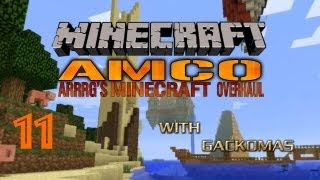 amco mod pack part 11 buildcraft making me lazy
