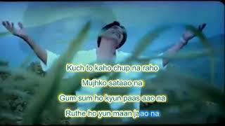 Gumsum ho Kyun - Shaan - Cover by Amol Mahadik (scrolling lyrics)