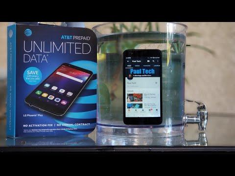 LG Phoenix Plus Water Resistance Test - Will it Survive?