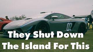 Hyper-Cars Shut Down The Island - Festivals Of Speed Amelia Island