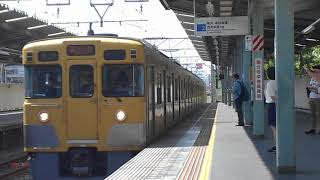 Train in Tokyo #14 西武多摩湖線 萩山駅 国分寺行 電車到着