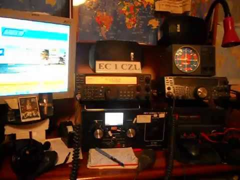 VP2ETE - Teddy Edwards- ANGUILLA island - 06:19 utc-13-Oct-2015 - 40 meters band