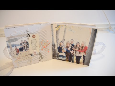 Inspired Series: Family Mini Album PART 2 by Wilna