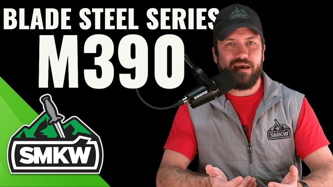 Download M390 Blade Steel
