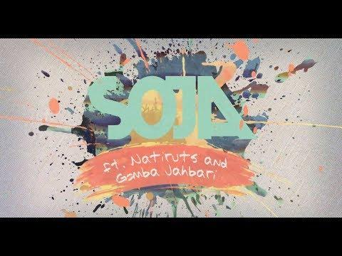 SOJA - Morning (Lyric Video) Ft. Natiruts & Gomba Jahbari