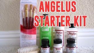 Angelus Starter Kit Review