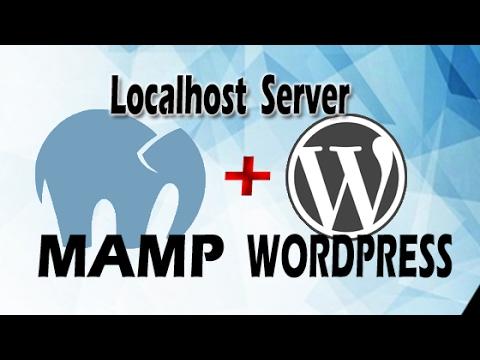 Instalar el Server MAMP y Wordpress en nuestra pc windows