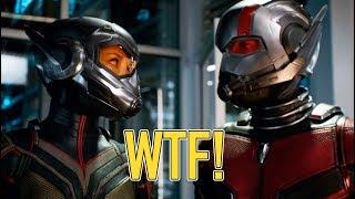 Cosas que no tienen sentido en Ant-Man y Wasp
