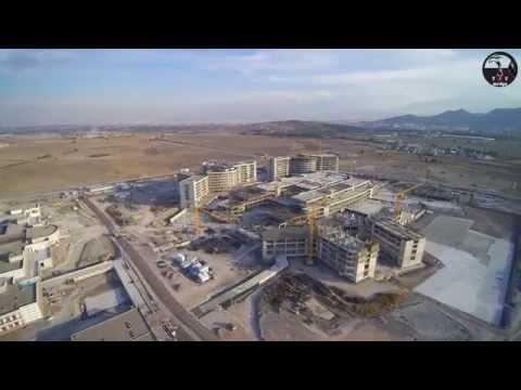 kayseri havadan çekim / Kayseri Bölge Eğitim ve Araştırma Hastanesi