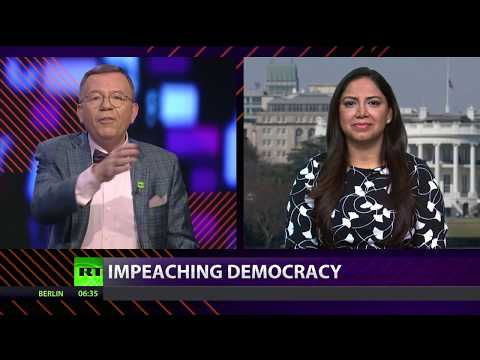 "RT's ""Crosstalk"" with Peter Lavelle, Jan 16, 2020: Impeachment Debate"