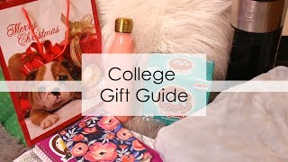 Gift Ideas For College Students // What To Ask For// What To Get