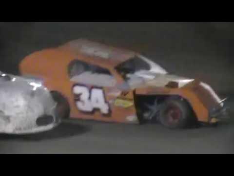 RATTLESNAKE RACEWAY MOD MINI MAIN EVENT 9-10-16