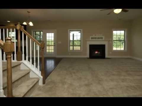 New Homes in Raleigh, N.C: Royal Oaks Homes: The Juniper