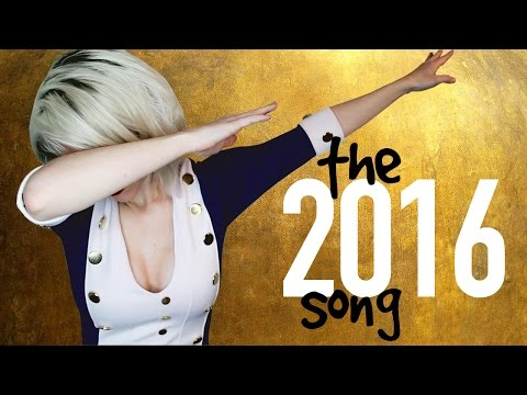 The 2016 Song- A Year in Review Hamilton Parody
