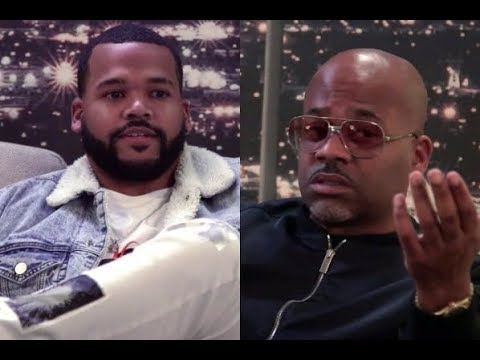 Dame Dash UPDATE: He Has Some Words For WETV! He's A BOSS And Not Down With The Bubblegum Stuff!
