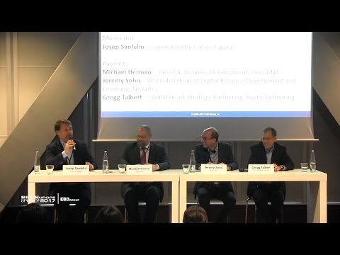 BIO-Europe Spring® 2017: Digimed and diagnostics: Market access and new collaborations