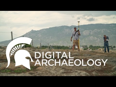 Digital Archaeology in Greece