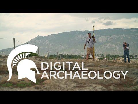 Digital Archaeology in Greece