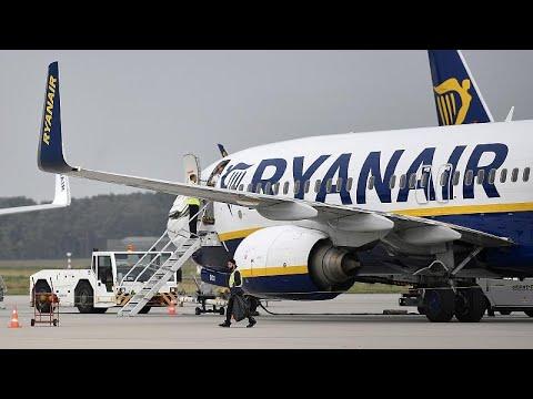 خسائر شركة -راين إير- السنوية بلغت مليار يورو  - نشر قبل 37 دقيقة