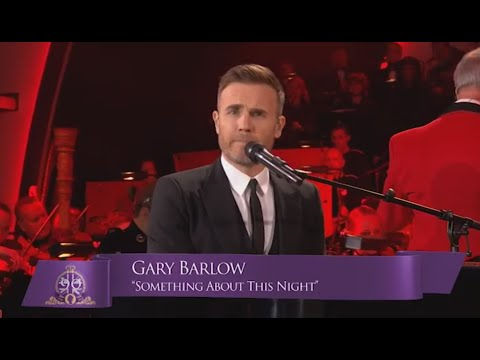 "Chords for Gary Barlow Sings ""Something About This Night"