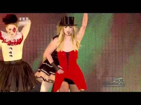 Britney Spears- Womanizer (Live @ Star Academy) HD