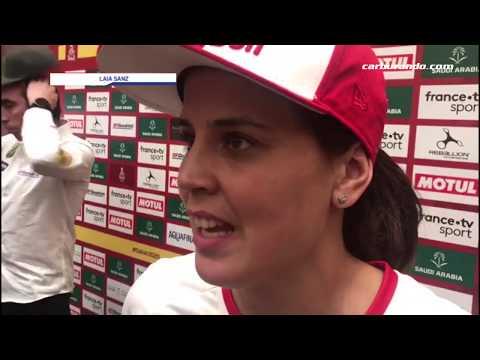 """Laia Sanz: """"Será un Dakar totalmente nuevo"""""""