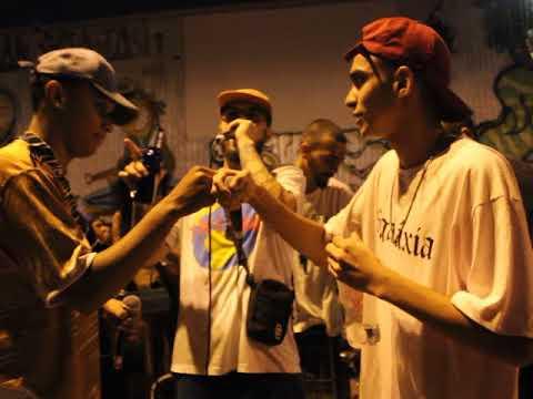 23ª Batalha Grajaú Rap City - Kant MC (Batalha da Aldeia) vs Peu