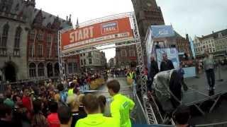 Brugge Urban Trail 2013