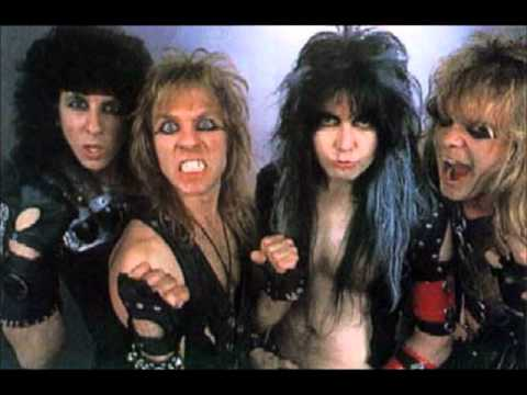 W.A.S.P.  Live Reseda Country Club October 8, 1983