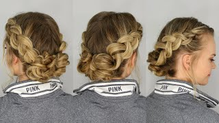 Dutch Braids and Messy Buns | Missy Sue