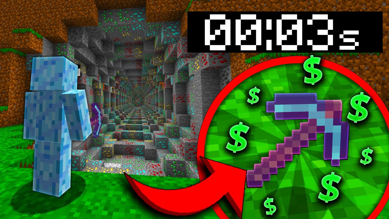I MAXED OUT A PICKAXE! | Minecraft Prisons