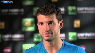 Indian Wells 2015 Sunday Interview Dimitrov