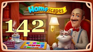 HomeScapes level 142