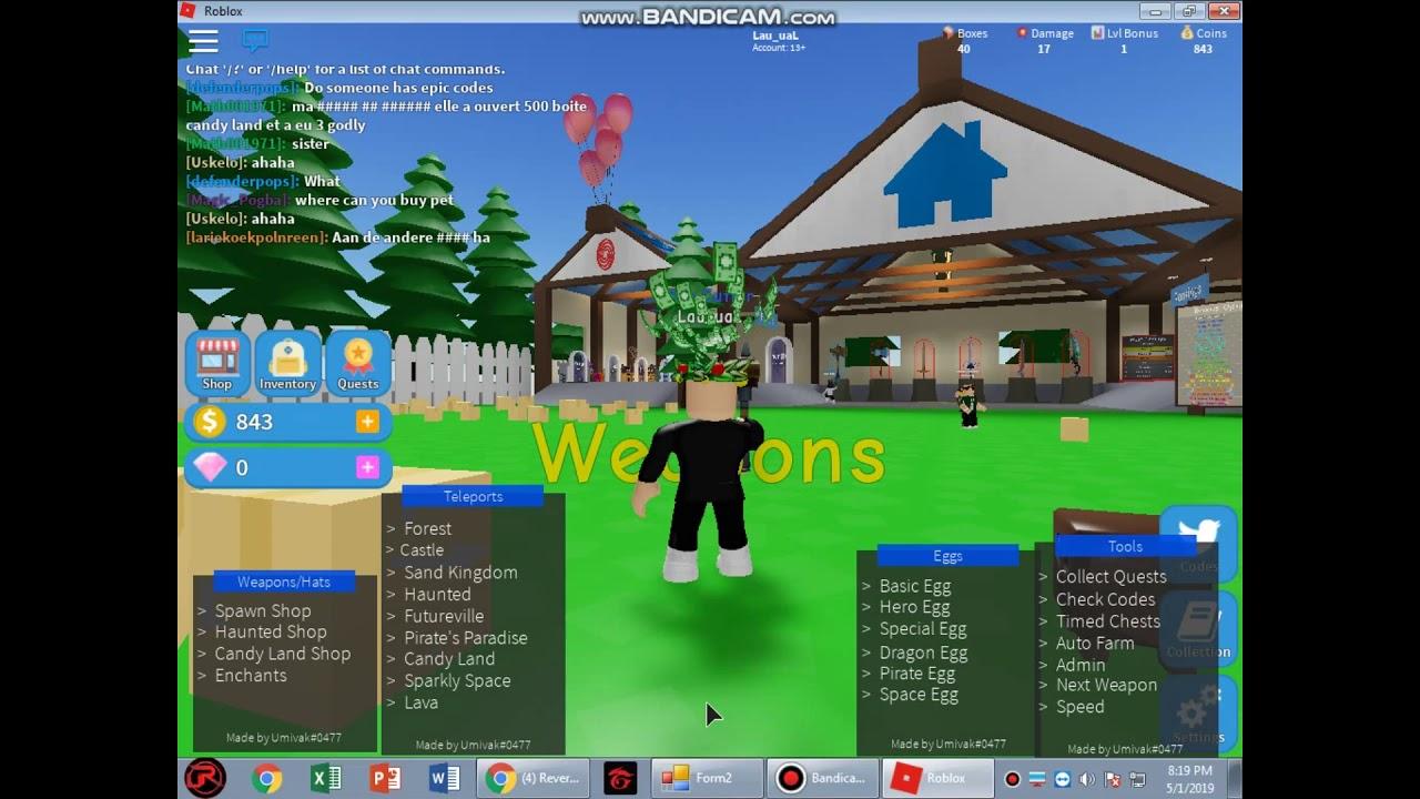 Roblox Unboxing Simulator Hack Script Op Teleports Speed Admin