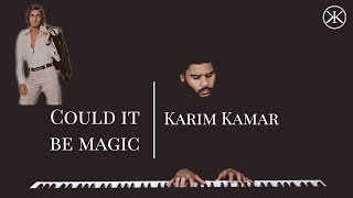 Chopin/Barry Manilow - Prelude Cmin/Could it be Magic - Soft Piano Cover