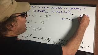 Solubility  - ORGOMAN - DAT DESTROYER
