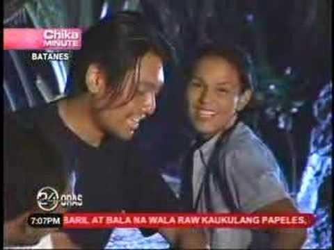 Lhar Santiago interviews KEN ZHU, star of BATANES.