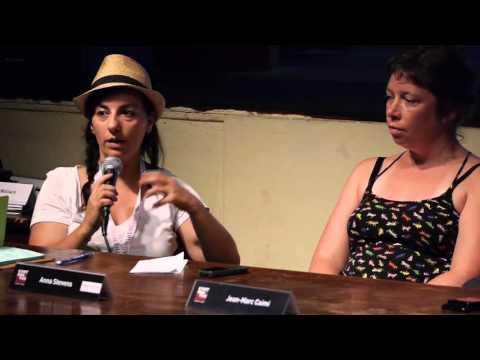 "Cortona On The Move 2015 Talk ""Multimedia, a new visual language"""