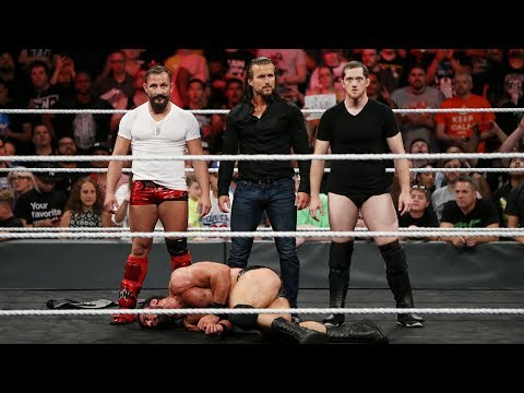 Superstars react to Adam Cole's epic debut