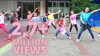 MNEK Colour ft Hailee Steinfeld Dance Choreography by a nju
