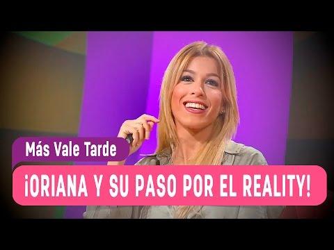 Oriana Y Su Paso Por ¿Volverías Con Tu Ex? - Más Vale Tarde 2016