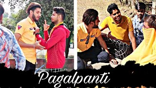 Pagalpanti by Rock pd star || 3 idiots funny video || funny moments & fails 2020 first video