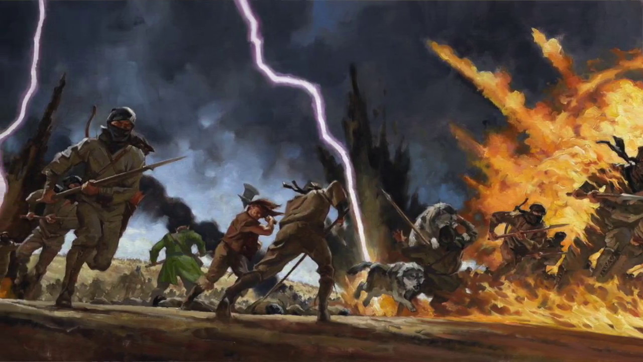 The wheel of time is coming to tv will it be good for Right time images