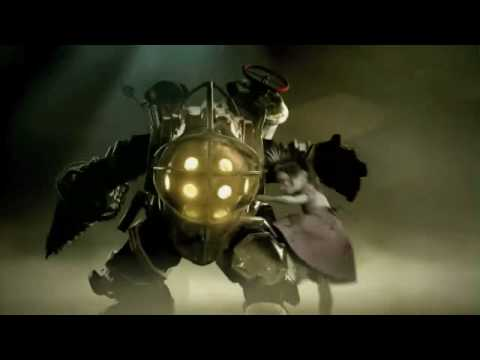 Bioshock Beyd the sea Trailer 720p