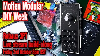 Molten Modular DIY Week - Robaux 3PT build-along